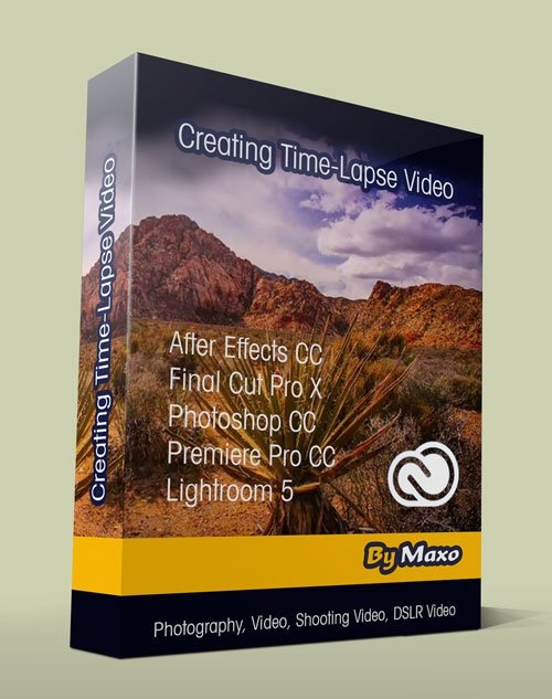 Creating Time-Lapse Video with