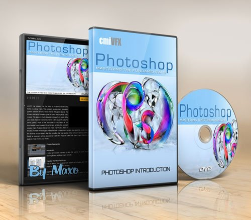 Cmivfx: Photoshop Introduction