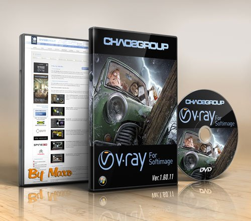 V-Ray ver.1.60.11 for Softimage 2014 sp2