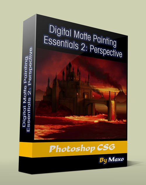 Digital Matte Painting Essentials 2: Perspective