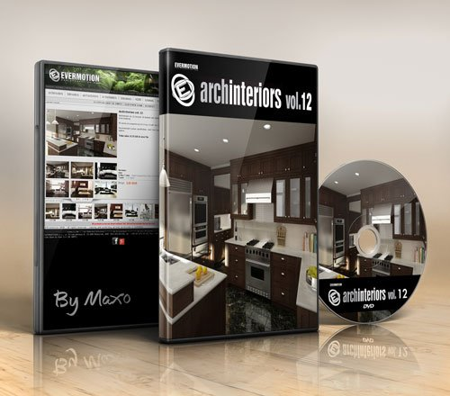 Evermotion - Archinteriors vol. 12