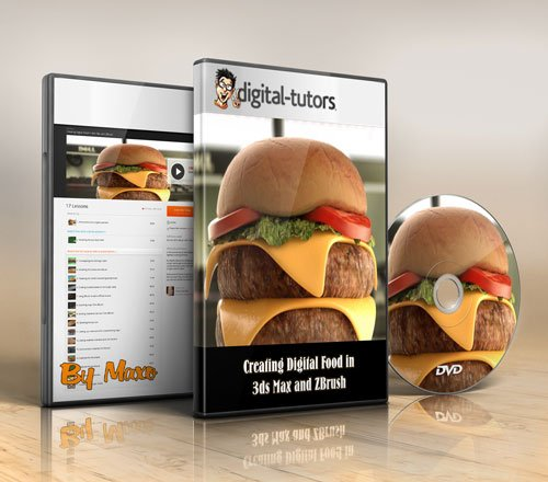 Digital - Tutors: reating Digital Food in 3ds Max and ZBrush