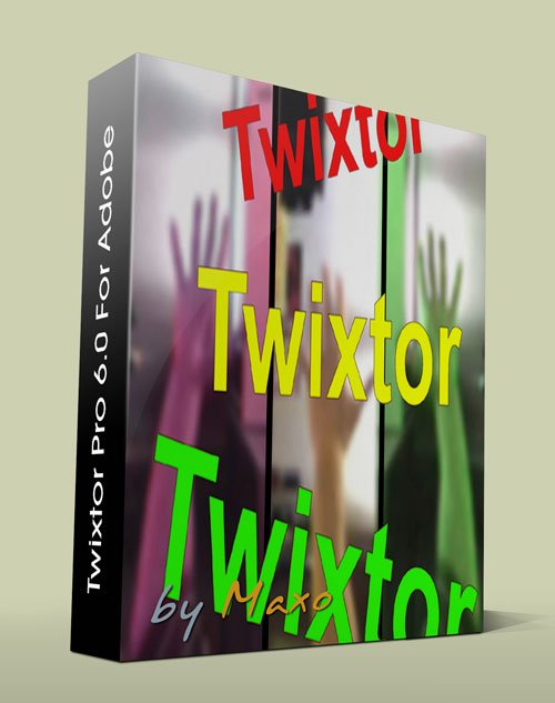 Twixtor Pro 6.0 for Adobe – x64bit Win