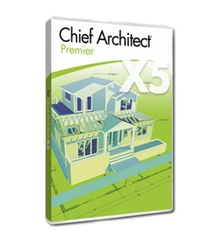 Chief Architect Premier X5 15.2.1.3 x32/64bit Win