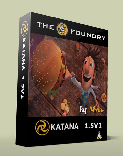The Foundry Katana 1.5V1 Linux64