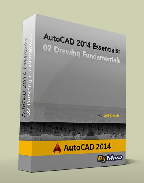 AutoCAD 2014 Essentials: 02 Drawing Fundamentals