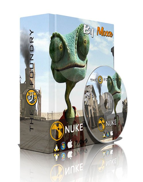 The Foundry - NUKEX 7.0v9 Win/Mac/Linux