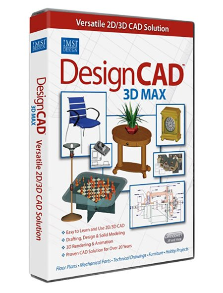 Imsi Designcad 3d Max 23 0 3ds Portal Cg Resources For