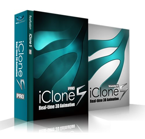 Reallusion iClone v.5.5.3207.1 Pro with Resource Pack