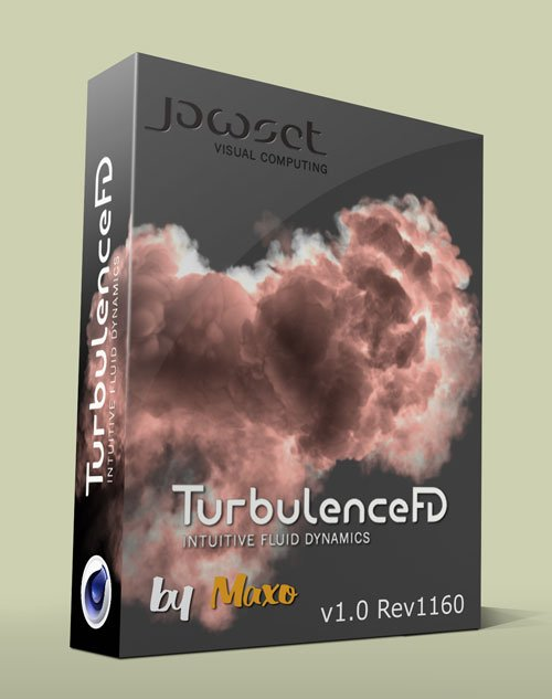 Jawset TurbulenceFD v1.0 Rev 1160 For Cinema 4D – x64bit Win