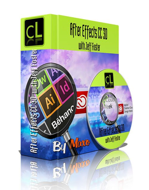 After Effects CC 3D with