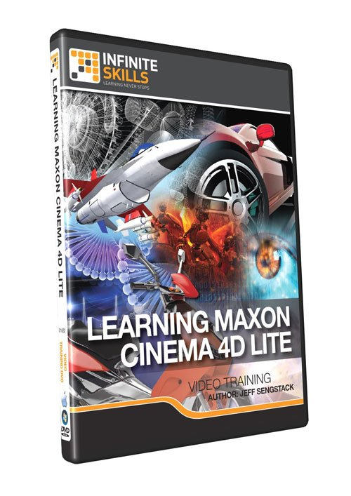 infiniteskills: Learning CINEMA 4D Lite For After Effects Training Video