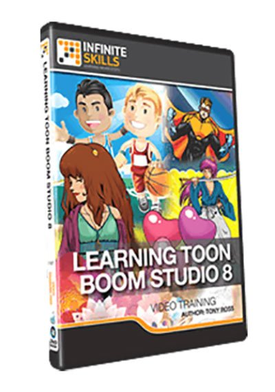 infiniteskills: Learning Toon Boom Studio 8 Training Video