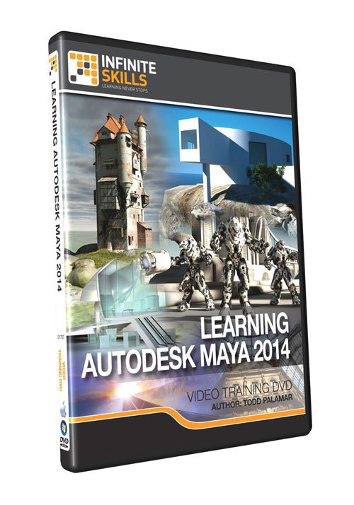 infiniteskills: Learning Autodesk Maya 2014 Training Video