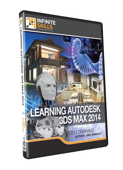 infiniteskills: Learning Autodesk 3ds Max 2014 Training Video