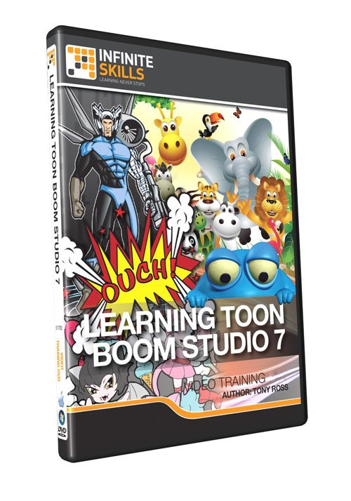 infiniteskills: Learning Toon Boom Studio 7 Training Video