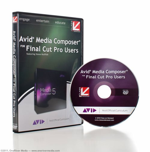 Class on Demand: Avid Media Composer for Final Cut Pro Users