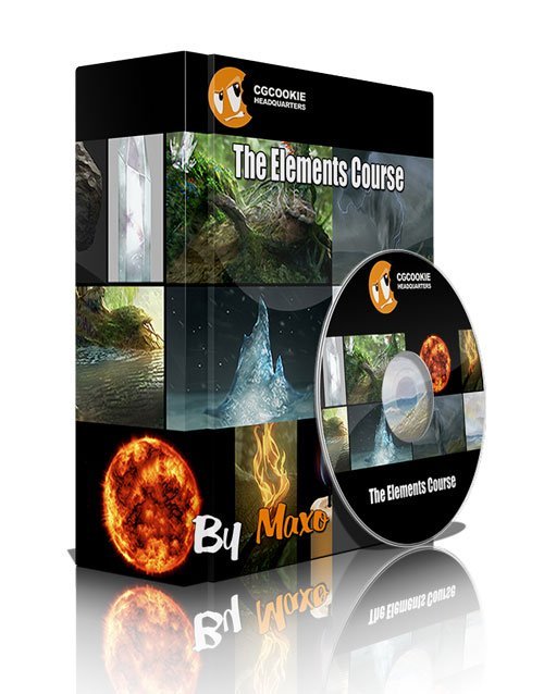 CGCookie: The Elements Course With Sander Mosk