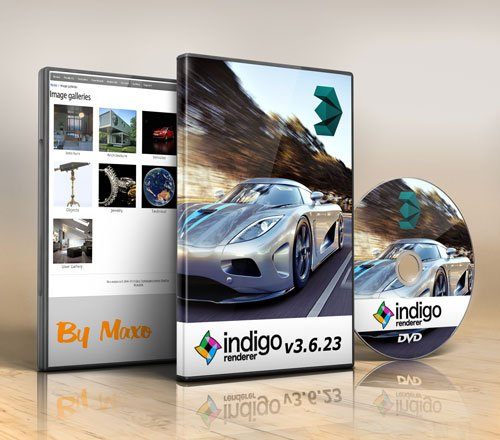 Indigo Renderer v3.6.23 For 3Ds Max x64bit Win