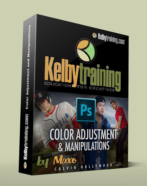 KelbyTraining: Color Adjustment and Manipulations