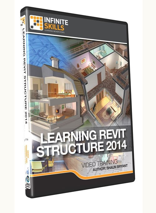 Infiniteskills: Learning Revit Structure 2014 Training Video