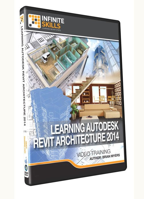 Infiniteskills: Learning Autodesk Revit Architecture 2014 Training Video