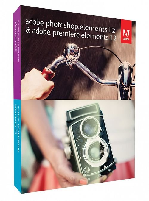 Adobe Photoshop Elements v12.0 Multilingual