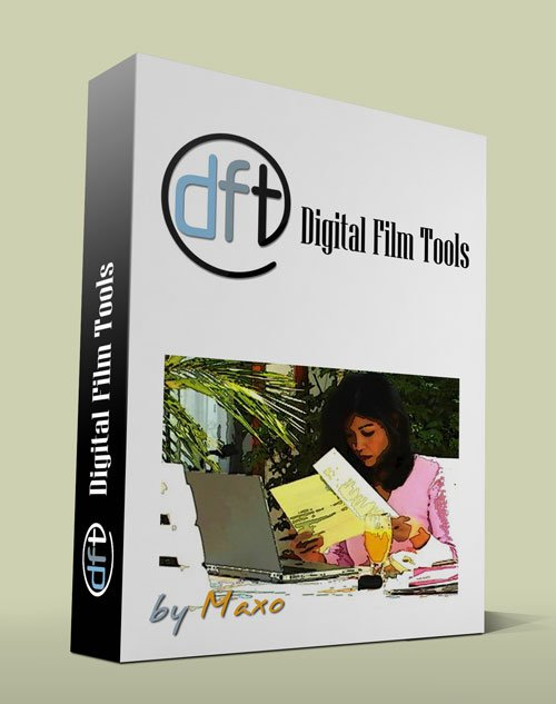 Digital Film Tools Bundle for After Effects – x64bit Win