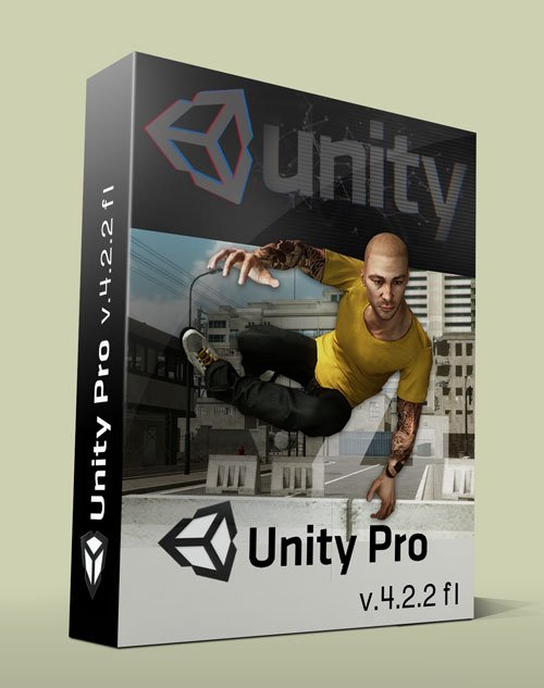 Unity 3D Pro v4.2.2 Build f1 Win