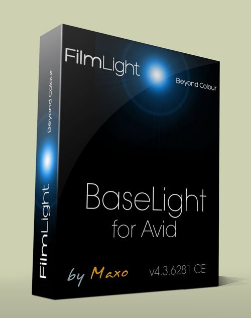 FilmLight BaseLight for Avid v4.3.6281 CE – Win