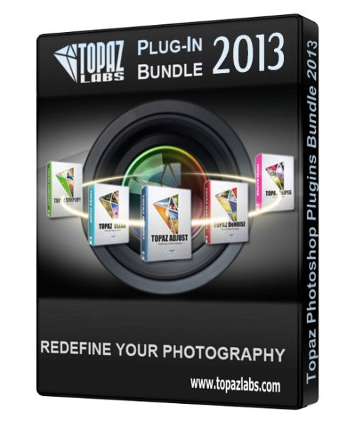 Topaz Photoshop Plug-ins Bundle ( 25.10.2013 )