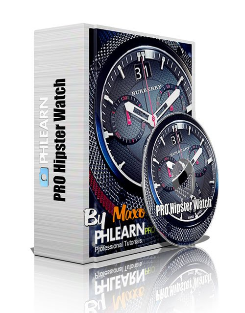 phlearn: PRO Hipster Watch