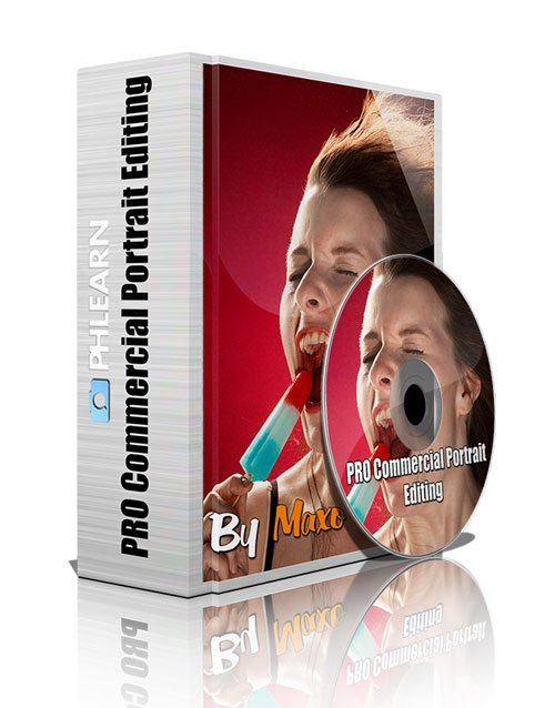phlearn: PRO Commercial Portrait Editing
