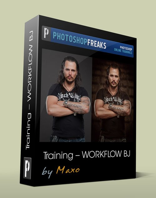 photoshopfreaks: WORKFLOW BJ