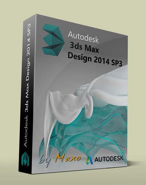 Autodesk 3ds Max Design 2014 SP3 x64bit