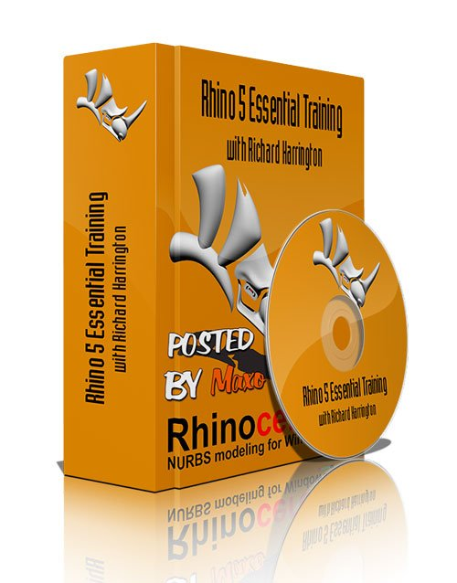 Rhino 5 Essential Training with DaveSchultze