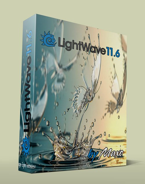 NewTek Lightwave 11.6 Final Build x32/64bit Win/Mac with Content