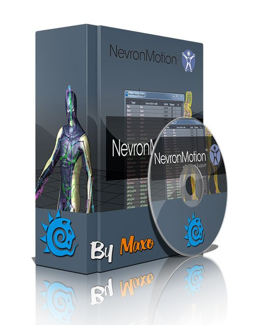 NewTek NevronMotion V1.0 Win/Mac