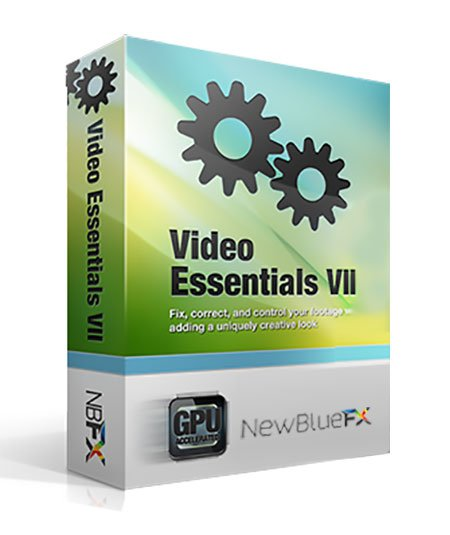 NewBlue FX: Video Essentials VII