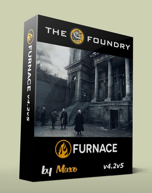 The Foundry Furnace v4.2v5 for Nuke x64bit Win