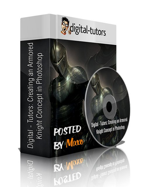 Digital - Tutors: Creating an Armored Knight Concept in Photoshop