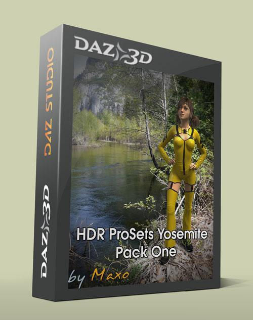 HDR ProSets Yosemite Pack One