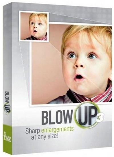 Alien Skin Blow Up 3.0.0.693 Revision 24365 For Adobe Photoshop x32/64bit