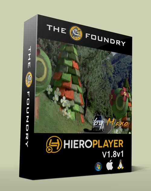 The Foundry HieroPlayer v1.8v1 Win/Mac/Linux
