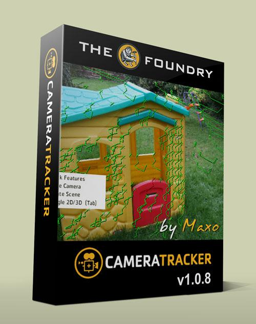 The Foundry Camera Tracker v1.0.8 for for After Effects CC Win