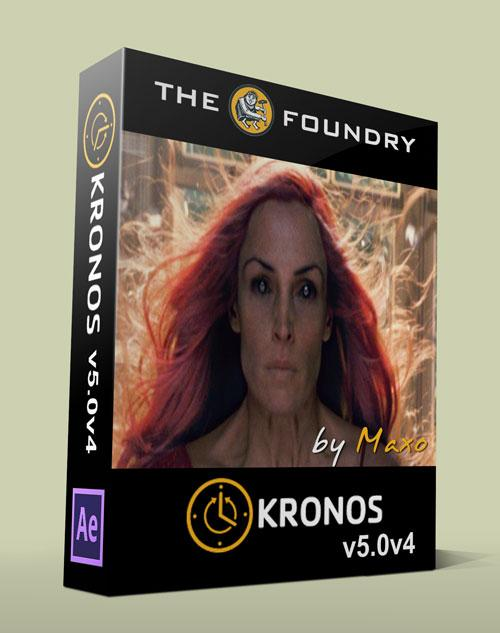 The Foundry Kronos 5.0v4 for After Effects x64bit Win