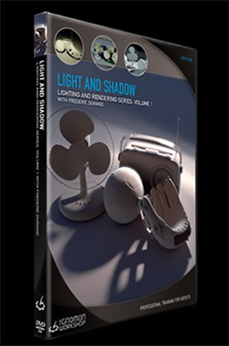 Light and Shadow Lighting and Rendering Series Vol. 1 with Frederic Durand