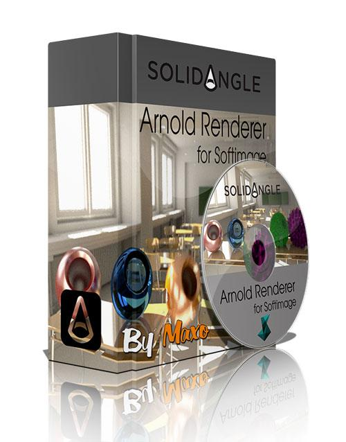 SolidAngle Softimage to Arnold (Sitoa) v3.0.0 – x64bit Win