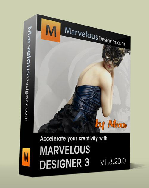 Marvelous Designer 3 Enterprise 1.3.20.0 x32/64bit Win