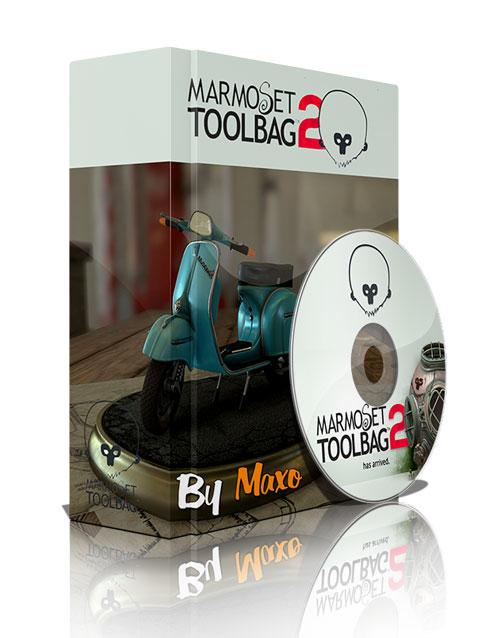 Marmoset Toolbag 2.02 Win